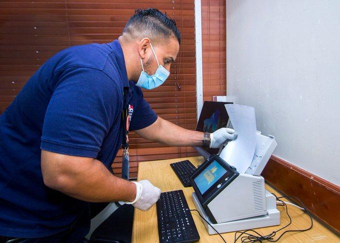 JCE realizará el martes pruebas de escáneres