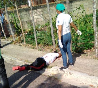 """Desconocidos matan a tiros a """"La Soga"""", ex-policía vinculado en ejecuciones extrajudiciales"""