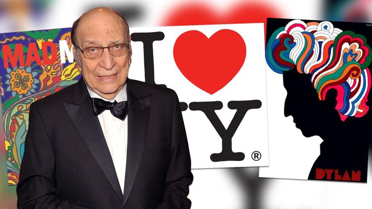 """Muere el creador del fantástico logo """"'I Love NY"""""""