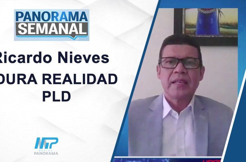 Dura Realidad PLD / Ricardo Nieves