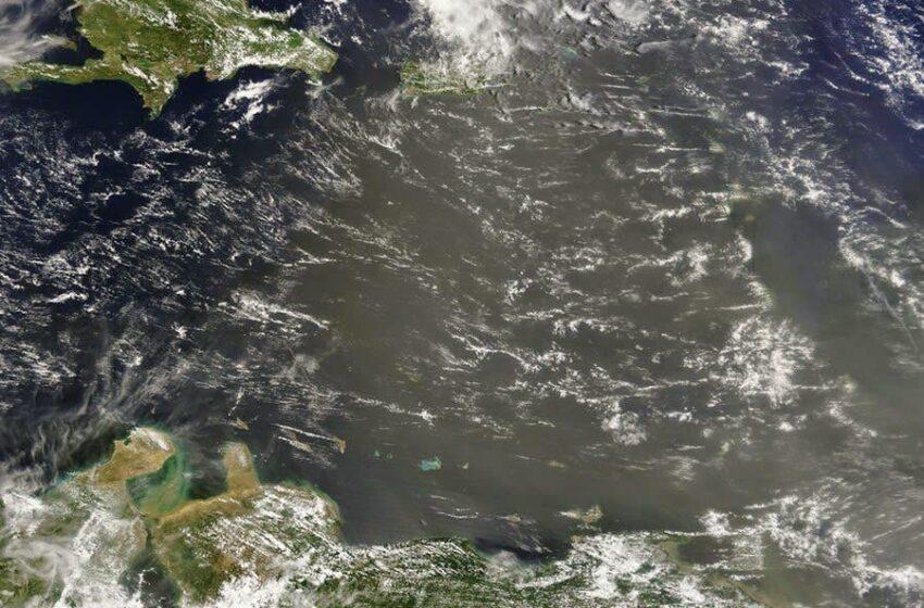 Por cuánto tiempo incidirá el polvo del Sahara en el país