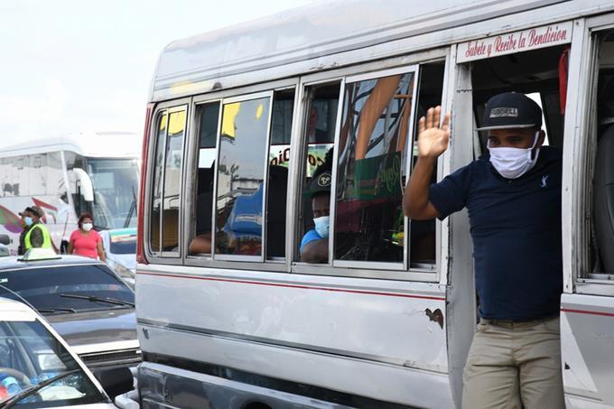 Fase 2 revive los viejos problemas en el transporte público