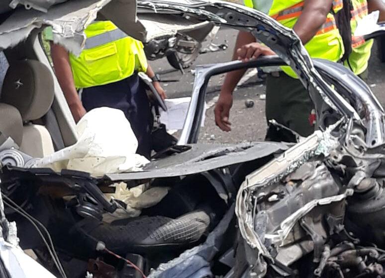 Cuarentena redujo el número de muertes por accidentes de tránsito