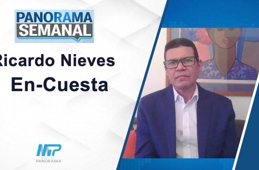 Encuesta / Ricardo Nieves