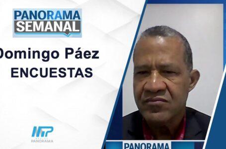 Encuestas / Domingo Paez
