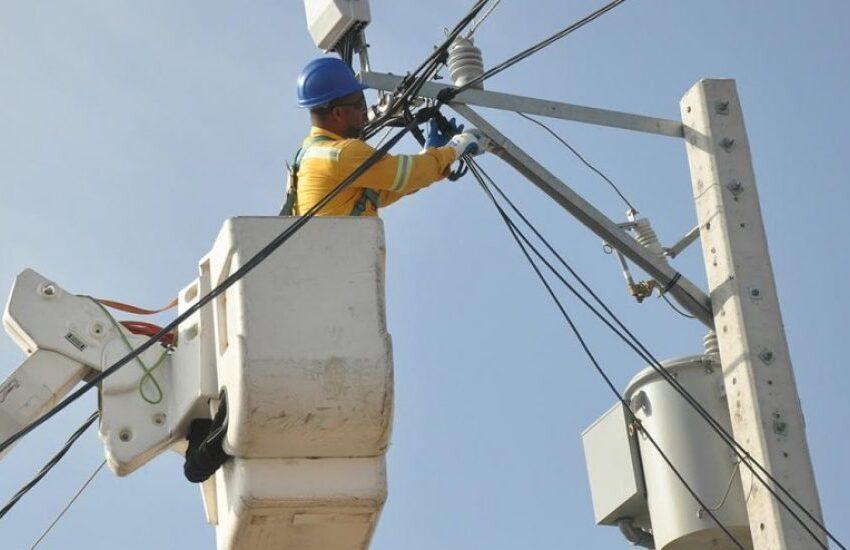 EDE Este informa suspenderá servicio para facilitar construcción de puente en avenida Ecológica