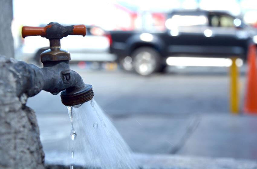 CAASD sobre agua potable: Hay déficit de 61 millones de galones diarios