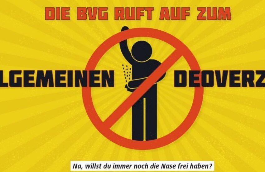 """Lanzan campaña """"no use desodorante"""" para fomentar mascarillas en transporte publico"""