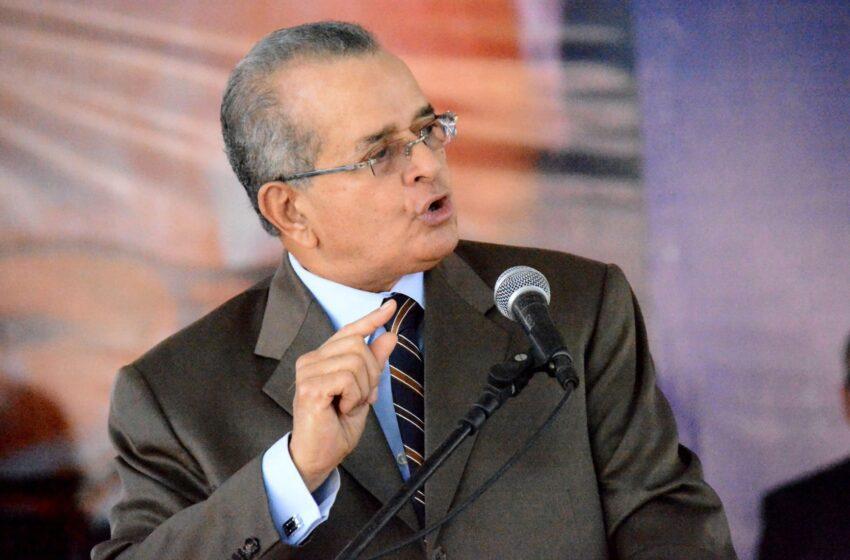 Franklin Almeyda afirma Danilo Medina y PLD están derrotados política e históricamente