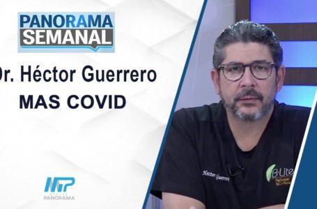 MÁS COVID/ HÉCTOR GUERRERO HEREDIA