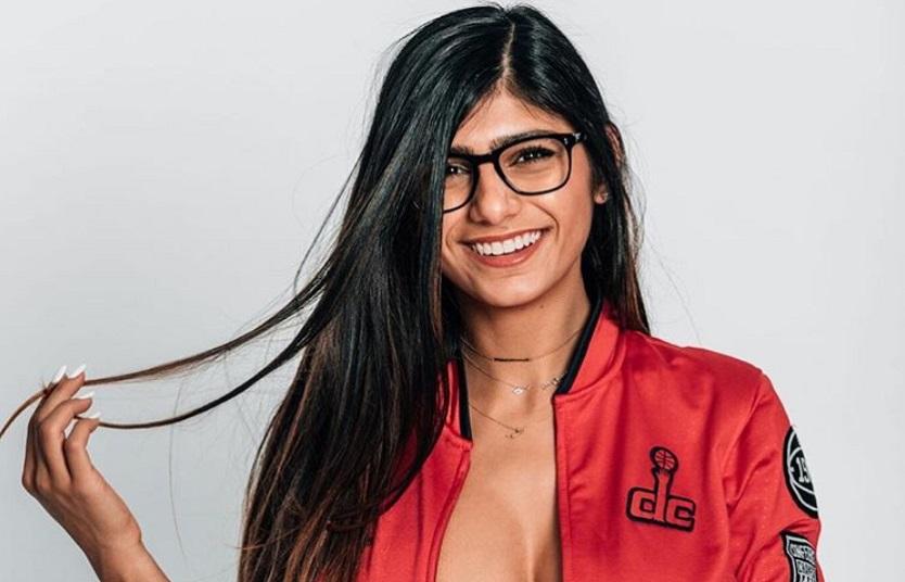 Mia Khalifa reúne firmas para lograr borrar sus contenidos pornográficos