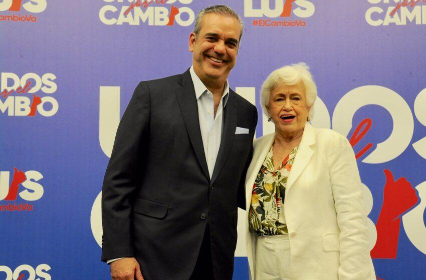 Luis Abinader designará a Milagros Ortiz directora de Ética