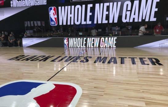 Una nueva imagen para una nueva NBA durante la pandemia