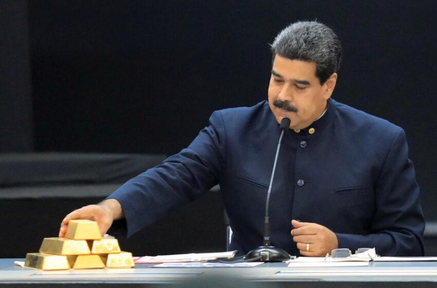 La Justicia británica deniega al Gobierno de Venezuela la devolución de las 31 toneladas de oro para la compra de alimentos y medicinas