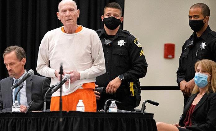"""Condenan a cadena perpetua en EEUU al asesino en serie """"Golden State Killer"""""""