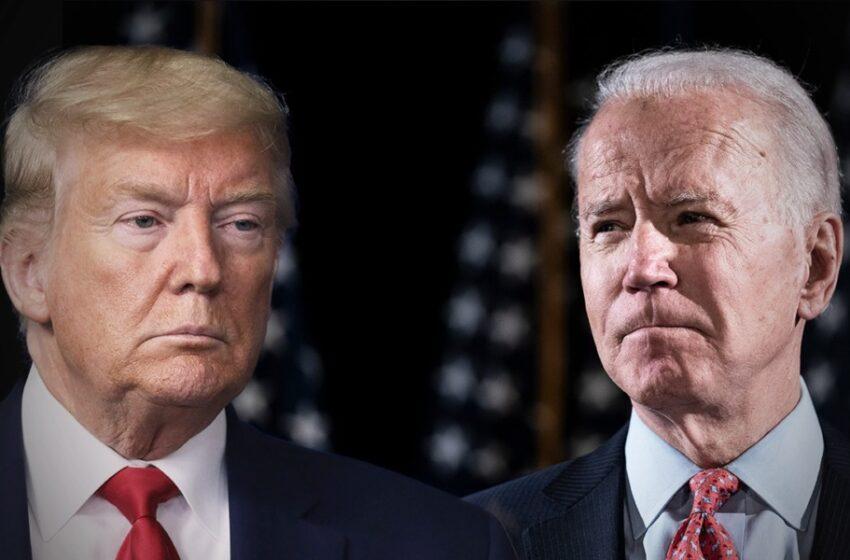 Biden promete acabar con la oscura era de Trump al aceptar la nominación demócrata