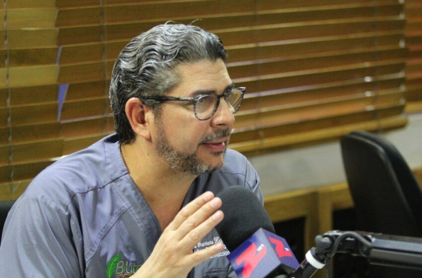Confirman la renuncia del doctor Guerrero Heredia de la emisora Z101