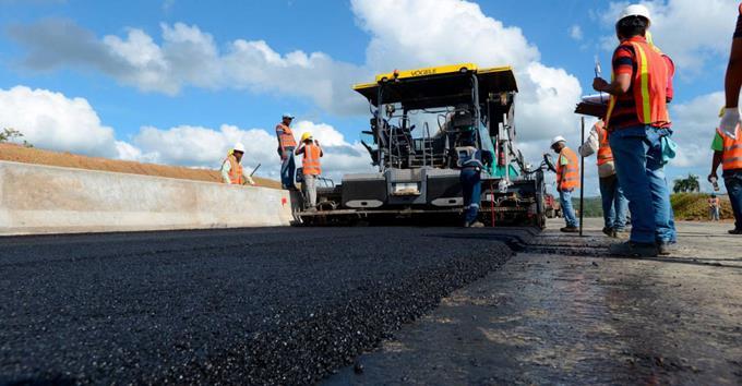 Obras Públicas cancela todos los contratos para el suministro de asfalto