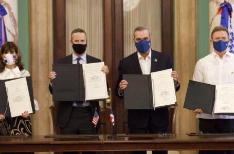 RD firma acuerdo de cooperación con Estados Unidos que le dará acceso a US$2,000 millones