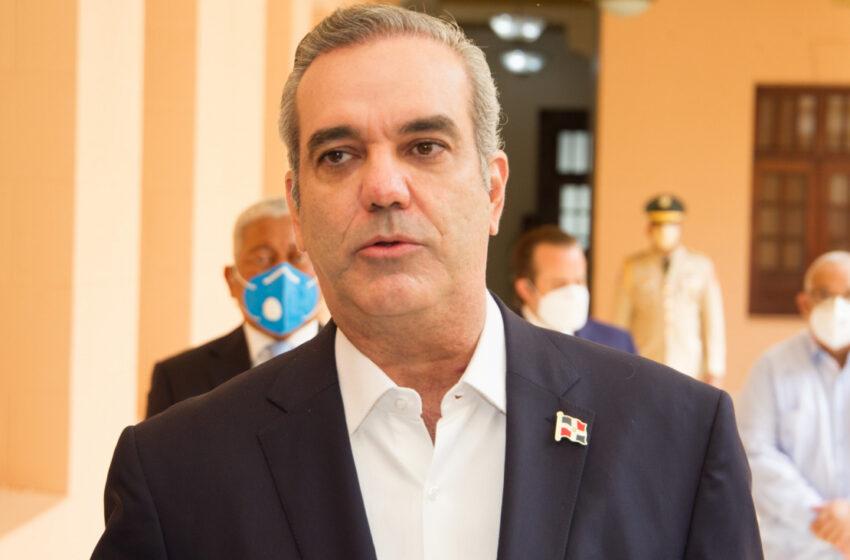 """Presidente Abinader: """"Toda estructura criminal en República Dominicana será enfrentada como nunca antes"""""""