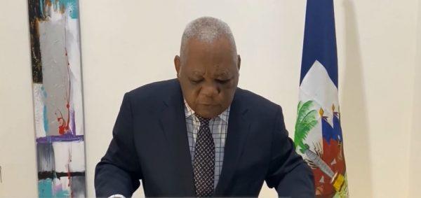 """La oposición haitiana nombra """"presidente"""" a un juez de la Corte de Casación"""
