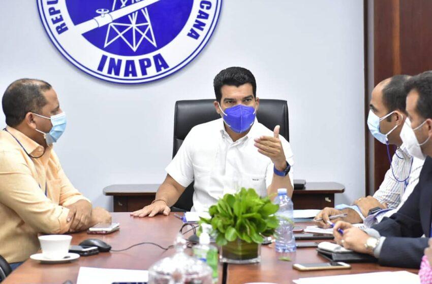 Diputados cambian la ley del Inapa para permitir que Arnaud asuma su dirección
