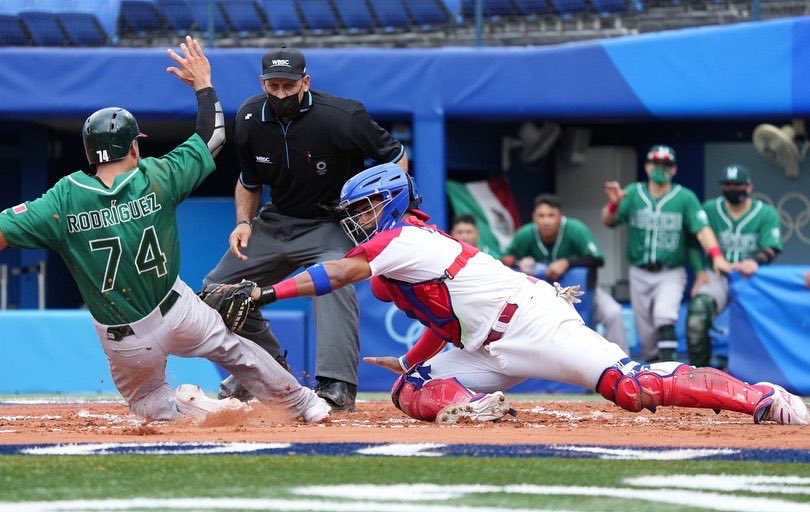 "República Dominicana le gana a México en ""un duelo de lanzadores"" en Juegos Olímpicos"