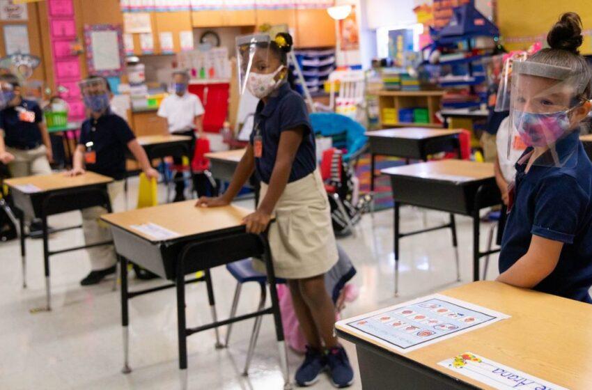 """""""La reapertura de los colegios no puede esperar"""", según Unicef y Unesco"""