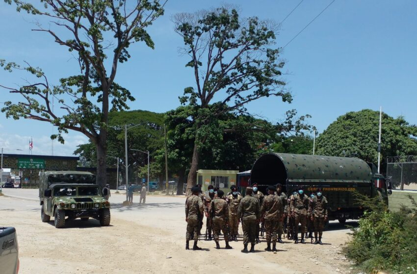 República Dominicana empezará a construir la verja fronteriza en tres meses