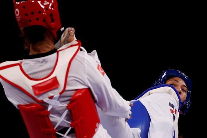 Dominicana Katherine Rodríguez cae en repesca y queda sin opción a medalla