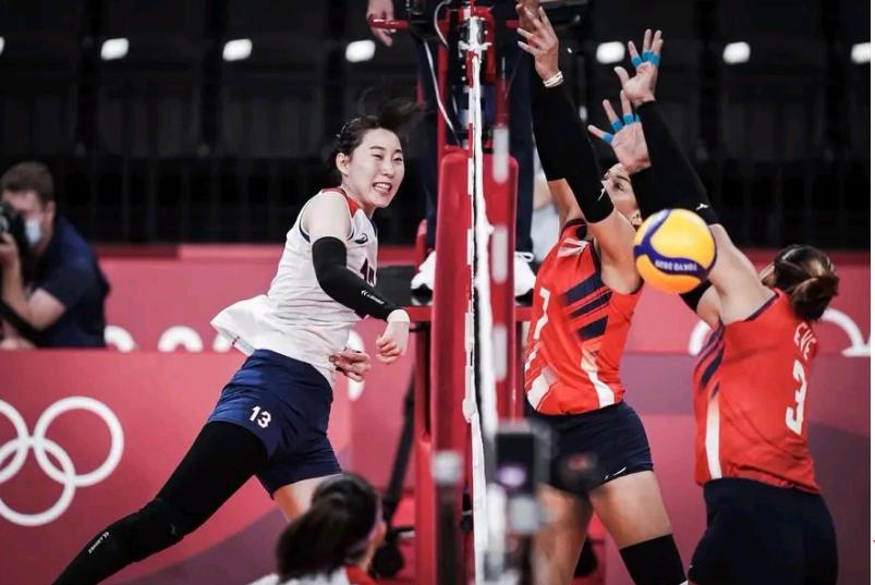 Las Reinas del Caribe pierden ante Corea su tercera derrota consecutiva en Tokio 2020