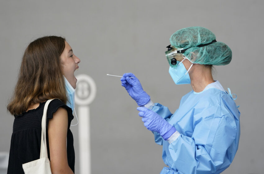 Salud Pública reporta 191 casos nuevos y cinco defunciones por COVID-19
