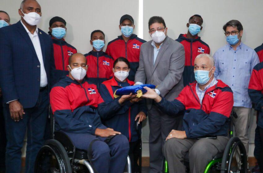 Gobierno dominicano ofrece altos incentivos a sus atletas paralímpicos