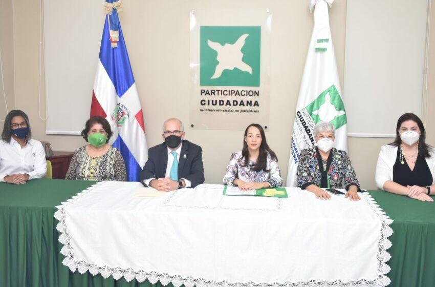 Participación Ciudadana rechaza intento de aprobación de Código Penal