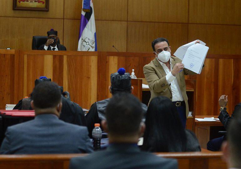 Corte de apelación acoge recusación de Alexis Medina contra el juez en el caso pulpo