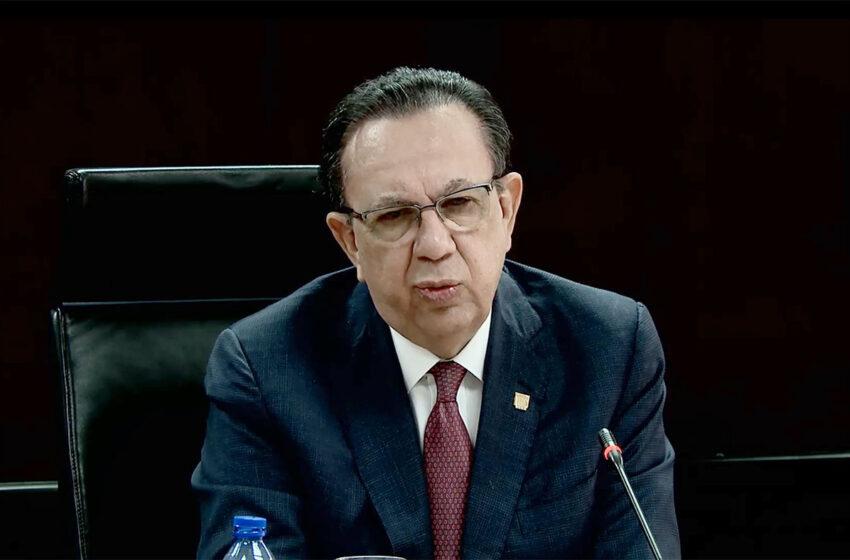 """Valdez Albizu responde a Leonel: """"Banco Central es la institución encargada de estimar el crecimiento económico"""""""