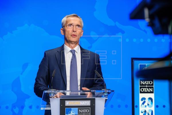La OTAN culpa a los políticos afganos del colapso mientras se centra en evacuar