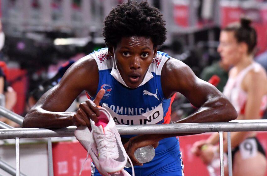 Marileidy Paulino queda en primer lugar y clasifica para la final de los 400 metros
