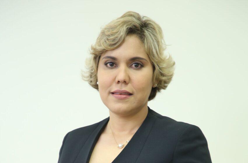 Cámara de Diputados escoge a María Elena Vásquez Taveras para presidir a ProCompetencia